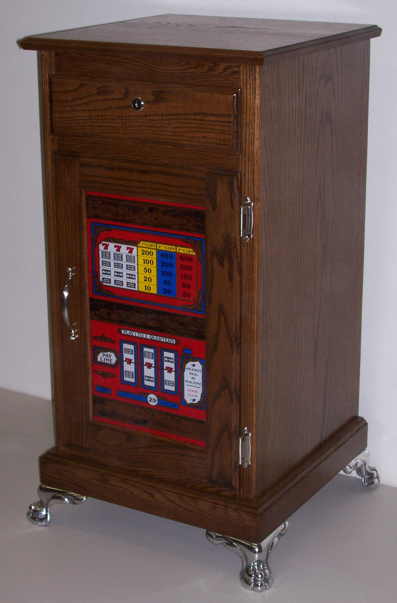 slot machine stands manufacturers