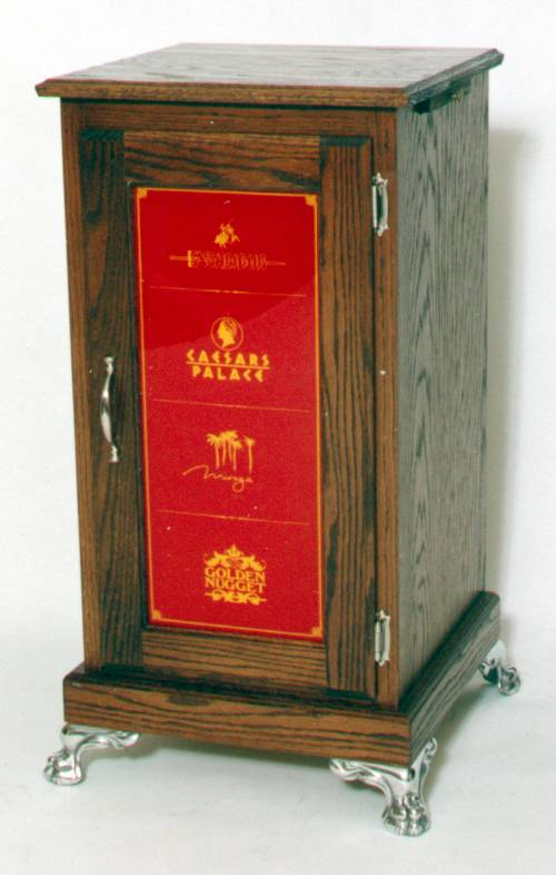 Specialty Stands Highest Quality Custom Made Slot